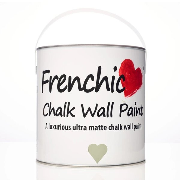 Frenchic seinämaali ,wall paint, Green with envy